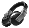 Pioneer Dj Hdj-x5-s Auriculares Over-ear Ideal Dj (plateado)
