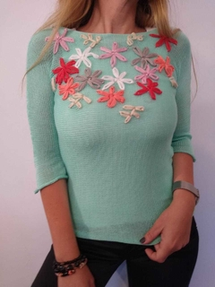 Sweater Flowerpower - comprar online