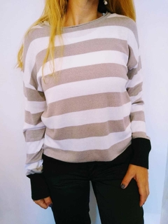 Sweater Cebra