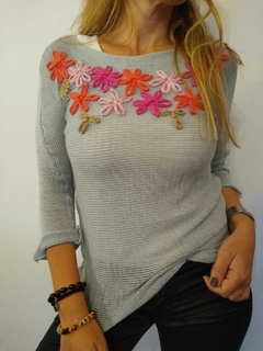 Sweater Flowerpower