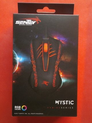 Mouse Gamer Mystic - Sentey Gs-3200 en internet