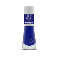 ESMALTE NEW TOP BEAUTY CREMOSO AZUL PROFUNDO 9ML