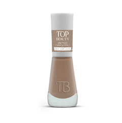 ESMALTE NEW TOP BEAUTY CREMOSO CAFÉ COM LEITE