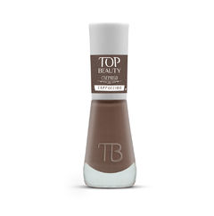 ESMALTE NEW TOP BEAUTY CREMOSO CAPPUCCINO 9ML