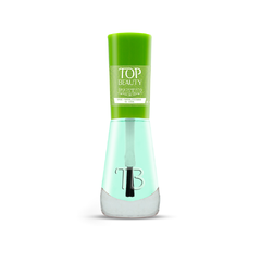 ESMALTE NEW TOP BEAUTY TRATAMENTO - BASE FORTALECEDORA DE UNHA 9ML