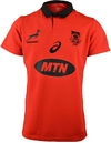 Camiseta Asics Springboks Alternativa