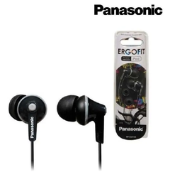 AURICULAR PANASONIC HJE125PPK IN-EAR NEGRO