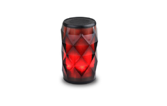 Parlante portátil Novik Aurora Bluetooth Led Speaker
