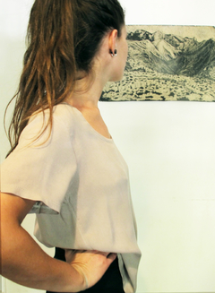 Blusa Natural / Talle M