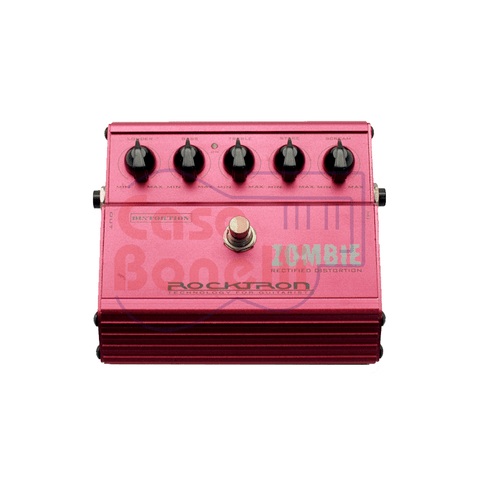 Pedal de Efecto Zombie Rectified Distortion Rocktron