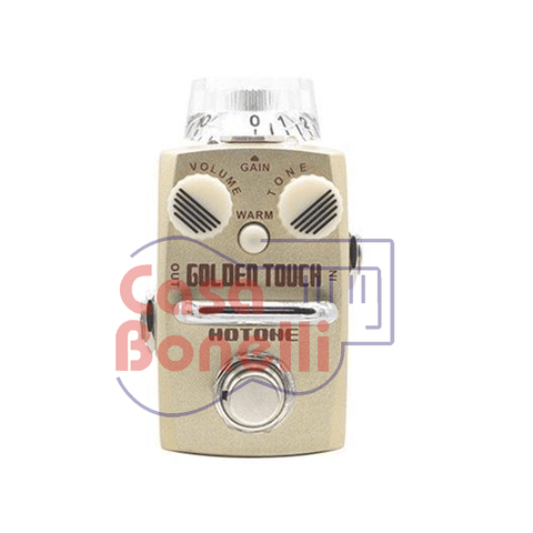 Pedal Hotone Golden Touch