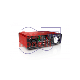 Interface de audio Focusrite Scarlett Solo