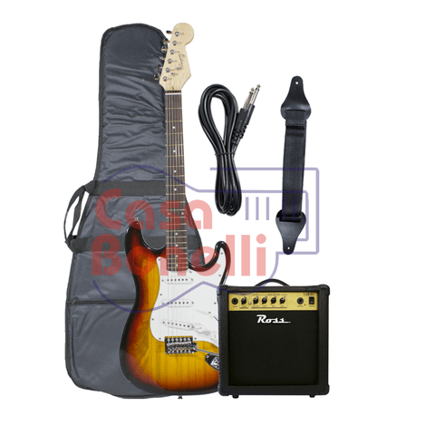 Kit de Guitarrra Electrica