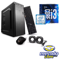 PROMO ESCOLAR!!!! - CPU PC AMPLIABLE A GAMER