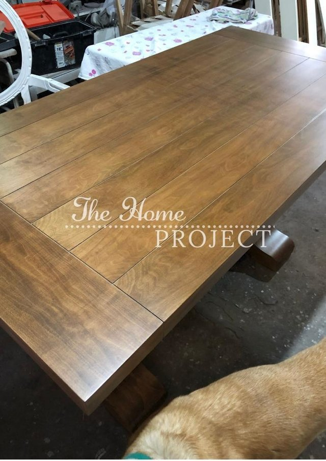 MESA DE COMEDOR RH - The Home Project