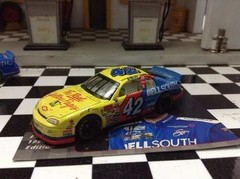 Lote Nascar Bellsouth Hot Wheels 1/64 - comprar online