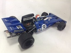 F1 Tyrrell 003 François Cevert - Exoto 1/18 - B Collection