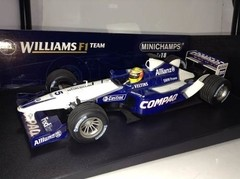 Imagem do F1 Williams FW24 Ralf Schumacher - Minichamps 1/18