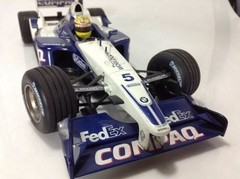 F1 Williams FW24 Ralf Schumacher - Minichamps 1/18 - comprar online