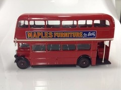 Bus London Double Decker Solido 1/50