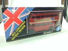 Imagem do Bus London Double Decker Solido 1/50