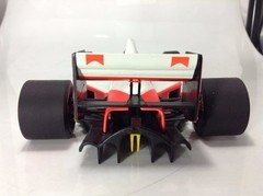 F1 Mclaren MP4/5B G. Berger - Minichamps 1/18 na internet