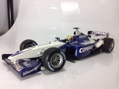 F1 Williams BMW FW23 Ralf Schumacher - Minichamps 1/18 - B Collection