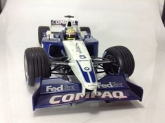 F1 Williams BMW FW23 Ralf Schumacher - Minichamps 1/18 - comprar online