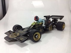 F1 Lotus Type 72D Emerson Fittipaldi - Exoto 1/18