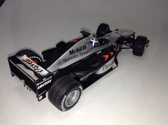 F1 Mclaren Mercedes MP4/15 D. Coulthard - Minichamps 1/18 - B Collection