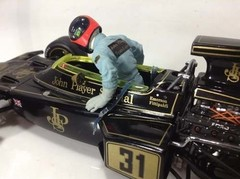 Imagem do F1 Lotus Type 72D Emerson Fittipaldi - Exoto 1/18