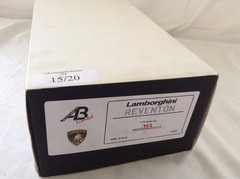 Imagem do Lamborghini Reventón - MR Models 1/18
