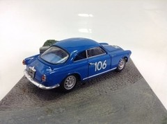 Alfa Romeo Giulietta Sp Mille Miglia #106 Bang 1/43 - B Collection