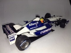 F1 Williams FW24 Ralf Schumacher - Minichamps 1/18 - B Collection