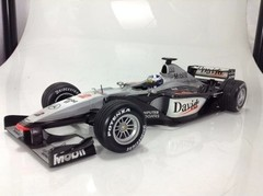 F1 Mclaren Mercedes MP4/15 D. Coulthard - Minichamps 1/18