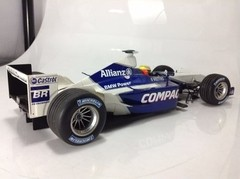 F1 Williams BMW FW23 Ralf Schumacher - Minichamps 1/18 - loja online