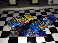 Lote Nascar Bellsouth Hot Wheels 1/64 - loja online