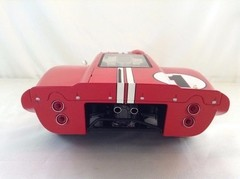 Ford GT40 (Winner Le Mans 1967) - GMP 1/12 na internet