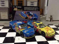 Lote Nascar Bellsouth Hot Wheels 1/64