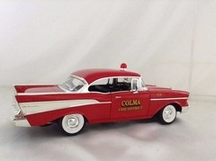 Chevy Bel Air 1957 Ertl 1/18 - B Collection