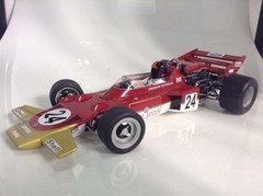 Lotus 72c Emerson Fittipaldi Quartzo 1/18