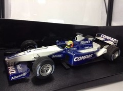 Imagem do F1 Williams BMW FW23 Ralf Schumacher - Minichamps 1/18