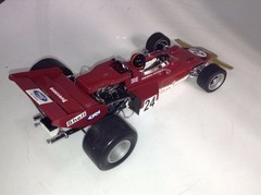 Lotus 72c Emerson Fittipaldi Quartzo 1/18 - B Collection