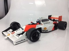 F1 Mclaren MP4/5B G. Berger - Minichamps 1/18