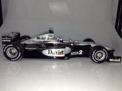 F1 Mclaren Mercedes MP4/15 D. Coulthard - Minichamps 1/18 - loja online