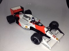 F1 Mclaren MP4/5B G. Berger - Minichamps 1/18 - B Collection