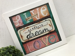 Quadro Live Dream Love