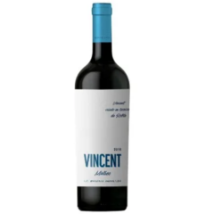 Malbec Roble Vincent. Bodega Salvador Patti.