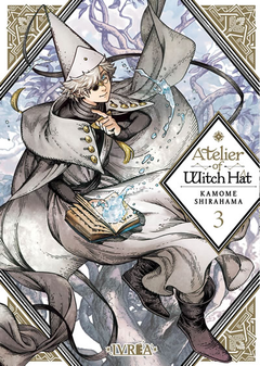 ATELIER OF WITCH HAT 03