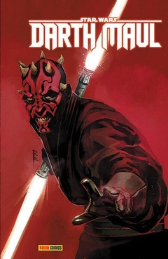STAR WARS: DARTH MAUL TOMO UNICO